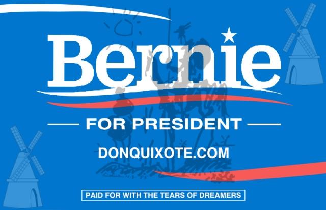 Bernie im-poster