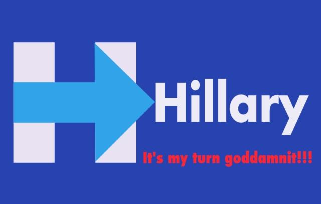 Hillary im-poster