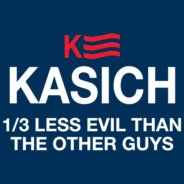 Kasich im-poster