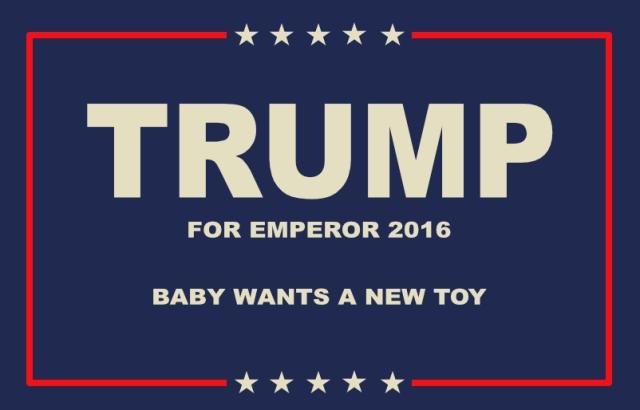 Trump im-poster